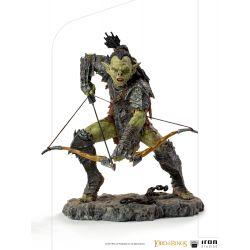 Statue Archer Orc Iron Studios BDS Art Scale (Le Seigneur des Anneaux)