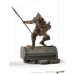Armored Orc Iron Studios BDS Art Scale statue (The Lord of the Rings)