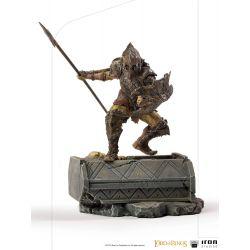 Statue Armored Orc Iron Studios BDS Art Scale (Le Seigneur des Anneaux)