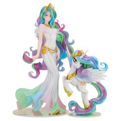 Figurine Princess Celestia Kotobukiya Bishoujo (Mon petit poney)