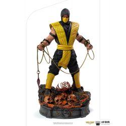 Scorpion Iron Studios Art Scale statue (Mortal Kombat)