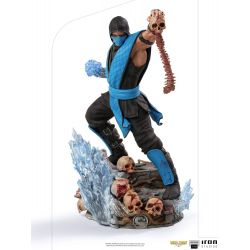 Statue Sub-Zero Iron Studios Art Scale (Mortal Kombat)
