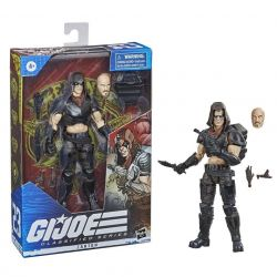 Figurine Zartan Hasbro Classified series (GI Joe)