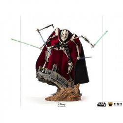 Figurine General Grievous Iron Studios BDS Art Scale (Star Wars)