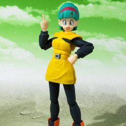 Bulma Journey to Planet Namek SH Figuarts figure (Dragon Ball Z)