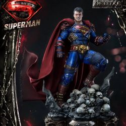 Statue Superman Prime 1 Deluxe Bonus (Dark Nights Metal)