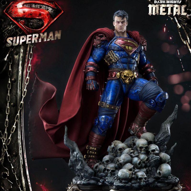 Superman Prime 1 statue (Dark Nights Metal)