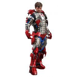 Tony Stark Hot Toys figure Mark V Suit Up MMS599 (Iron man 2)