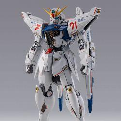 Figurine Gundam F91 Chronicle Bandai Metal Build White Version (Gundam)