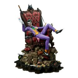 Statue The Joker Tweeterhead (DC Comics)