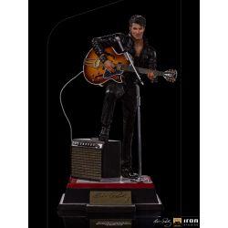 Statue Elvis Presley Iron Studios Deluxe Art Scale Comeback Special (Elvis Presley)