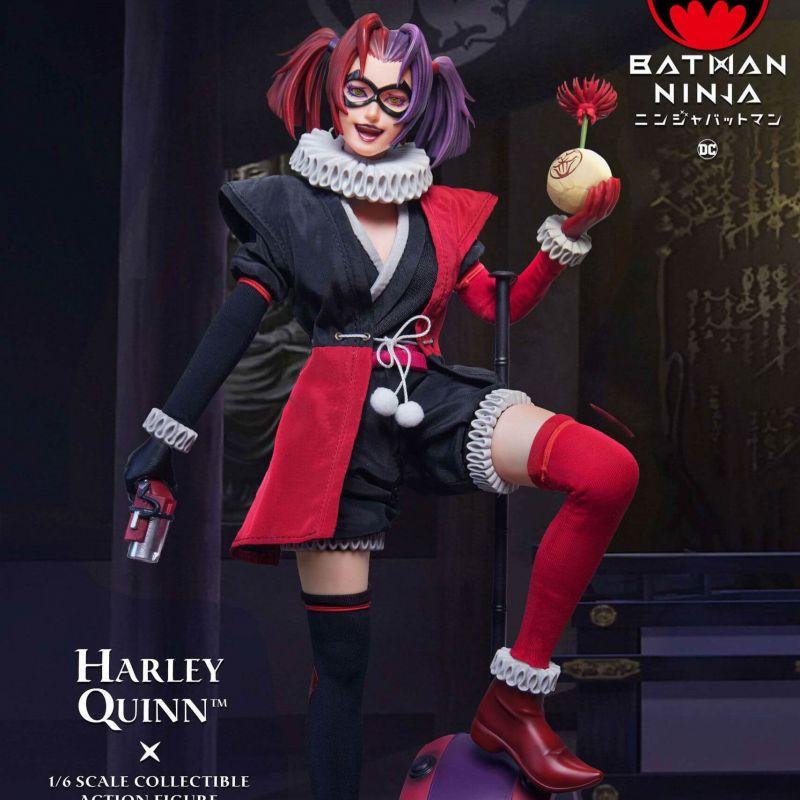 Harley Quinn Star Ace Toys My Favorite Movie figure Deluxe (Batman Ninja)