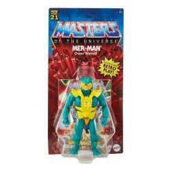 Figurine Mer-Man Mattel MOTU Origins (Les Maîtres de l'Univers)