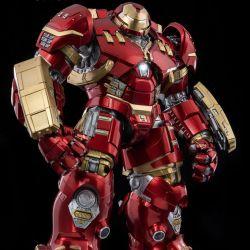 Hulkbuster (Iron Man Mark 44) ThreeZero figure DLX (Marvel Infinity Saga)