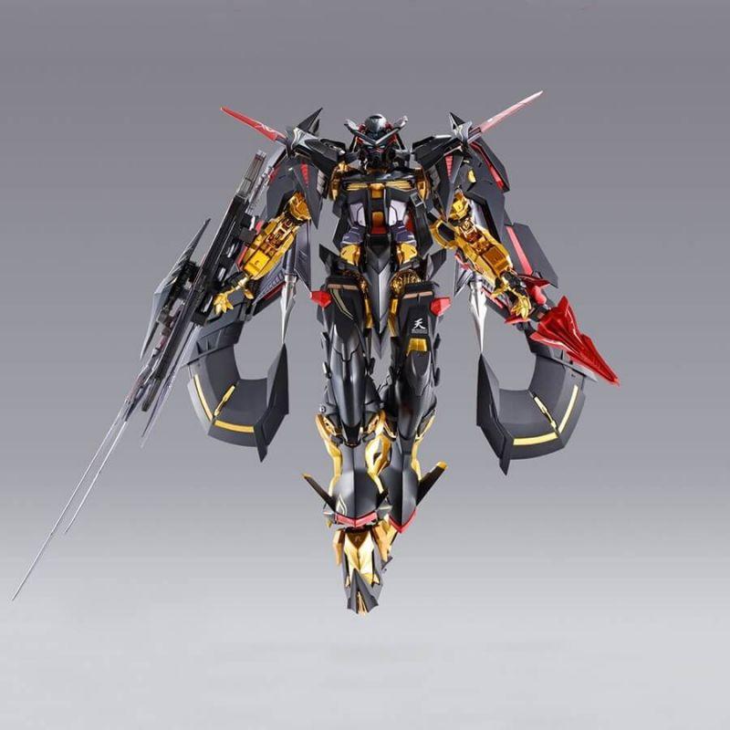 Gundam Astray Gold Bandai Metal Build figure (Mobile Suit Gundam)