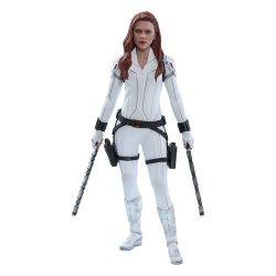 Figurine Black Widow Hot Toys Snow Suit MMS601 (Black Widow)