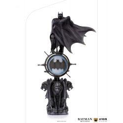 Batman Iron Studios Deluxe Art Scale statue (Batman le défi)