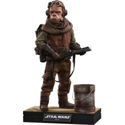 Figurine Kuiil Hot Toys TMS048 (Star Wars The Mandalorian)