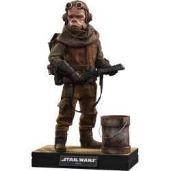 Kuiil Hot Toys figure TMS048 (Star Wars The Mandalorian)