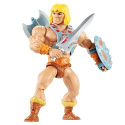 Figurine He-Man Mattel MOTU Origins v1 2020 (Les Maîtres de l'Univers)