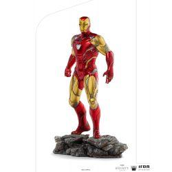 Iron Man Iron Studios statue Ultimate (Infinity Saga)