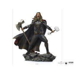 Thor Iron Studios statue Ultimate (Infinity Saga)