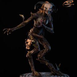 Faun Elite Creature statue (Le labyrinthe de Pan)