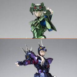 Pack Myth Cloth EX Asgard Zeta et Alpha (Saint Seiya)