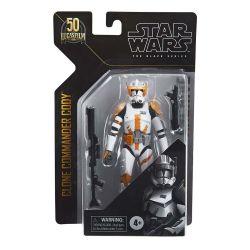Clone Commander Cody Hasbro Black Series figure (Star Wars)