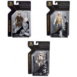 Pack Clone Commander Cody Luke Skywalker Han Solo Hasbro Black Series (Star Wars)