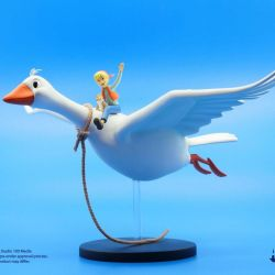 Nils Holgersson LMZ Collectibles statue Animated! (The Wonderful Adventure of Nils Holgersson)