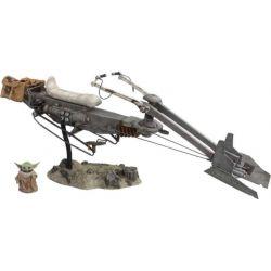 Véhicule Swoop bike Hot Toys TMS053 (Star Wars The Mandalorian)