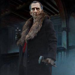 Statue Van Helsing (Peter Cushing) Sideshow Premium Format (Dracula)