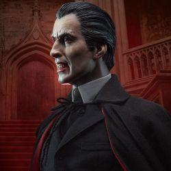 Statue Dracula (Christoper Lee) Sideshow Premium Format (Dracula)