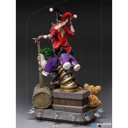 Statue Harley Quinn Iron Studios Prime Scale (DC Comics)