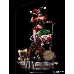 Harley Quinn Iron Studios statue Prime Scale (DC Comics)