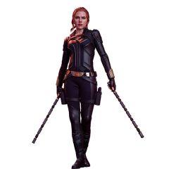 Figurine Black Widow Hot Toys MMS603 (Black Widow)