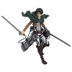 Figurine Levi Max Factory Figma (L'attaque des titans)