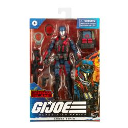 Cobra Viper Hasbro figure classified series Cobra Island special missions (GI Joe)