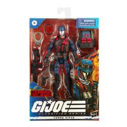 Figurine Cobra Viper Hasbro classified series Cobra Island special missions (GI Joe)