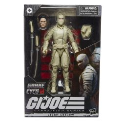 Figurine Storm Shadow Hasbro classified series (GI Joe)