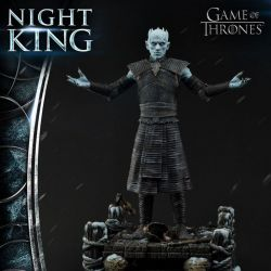 Night King Prime 1 statue (Game of Thrones)