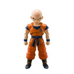 Krillin Earth's strongest man Bandai SH Figuarts (collection figurine Dragon Ball Z)