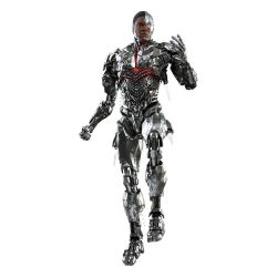 Figurine Cyborg Hot Toys TMS057 (Zack Snyder's Justice League)