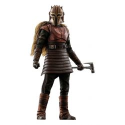 The Armorer Hot Toys figure TMS044 Toy Fair (Star Wars The Mandalorian)