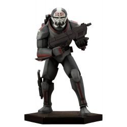 Figurine Wrecker Kotobukiya ARTFX (Star Wars : The Mandalorian)
