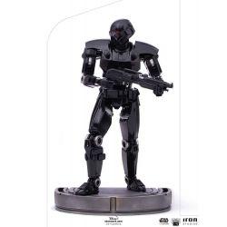 Statue Dark Trooper Iron Studios BDS Art Scale (Star Wars : The Mandalorian)