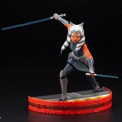 Ahsoka Tano Kotobukiya ARTFX figure (Star Wars : The Clone Wars)