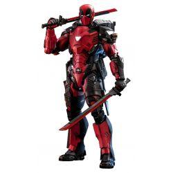 Armorized Deadpool Hot Toys figure CMS09D42 Diecast (Marvel)