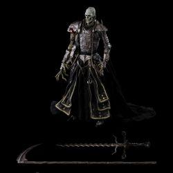 Demithyle ThreeZero figure (Court of the Dead)